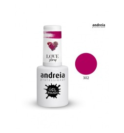 VERNIZ GEL  302 10.5ML ANDREIA