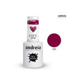 VERNIZ GEL  303 10.5ML ANDREIA